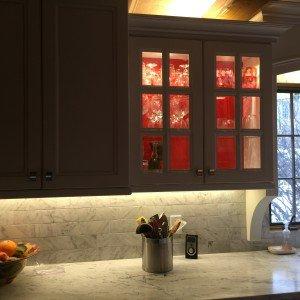 Kitchen Lighting Install