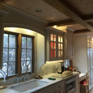 Electrical Contractor Kitchen