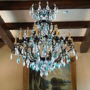 Custom ceiling lighting