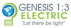 Electrician in Castle Rock | Genesis 1:13 Electric