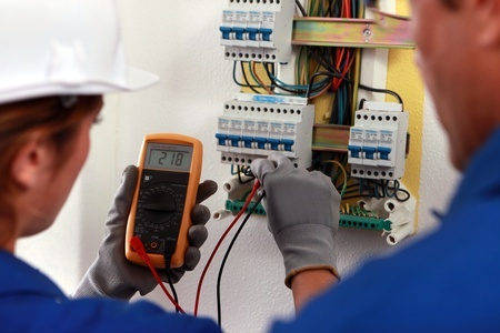 Commercial Tenant Improvement Electrician in Denver